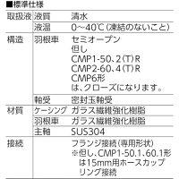 寺田 セルプラテクポン 全閉外扇屋外形モートル付 60Hz(CMP462.2E60HZ)