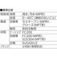 寺田 セルプラポンプ 単相100V 全閉外扇屋外形モートル付 50Hz(MP3N0041R)
