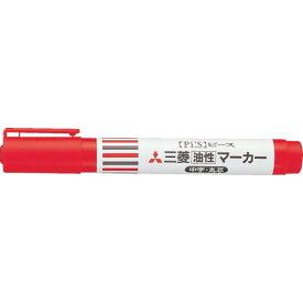 uni 三菱鉛筆/ピースマーカー/中字丸芯/赤(A50E.15)