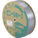 サンヨー 透明ホース12×14 50mドラム巻(TM1214D50T)