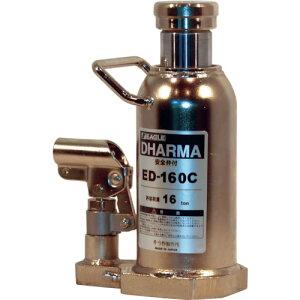 イーグル クリーンルームレバー回転油圧ジャッキ能力16t(ED160C)