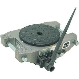 ダイキ スピードローラーアルミ自走式ウレタン車輪5ton(ALDUW5R)