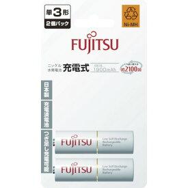 富士通 ニッケル水素充電池 単4(4個)(HR4UTC4B)