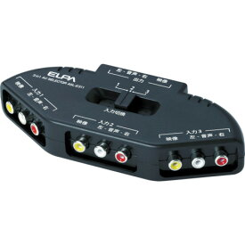 ELPA AVセレクター 3in1(ASLE311)