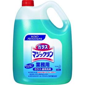 Kao ガラスマジックリン 4.5L(505767)
