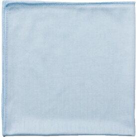 ラバーメイド マイクロファイバー・クロス ガラス用 ブルー(Q630)