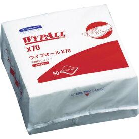 クレシア ワイプオールX70 4つ折り(60570)