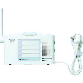 Panasonic 小電力型ワイヤレス受信器 (ECE1601P)【パナソニック(株)ライフソリューションズ社】