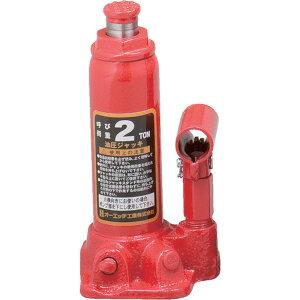 OH 油圧ジャッキ 2T (OJ2T)【オーエッチ工業(株)】