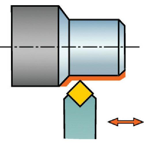 サンドビック コロターン107 ポジチップ用シャンクバイト(SSDCN1212F09M)