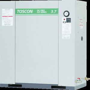 東芝 静音シリーズ オイルフリー コンプレッサ(低圧)(FLP8637T)