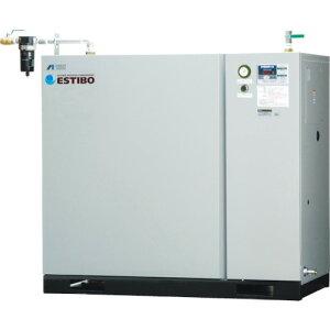 アネスト岩田 オイルフリーブースターコンプレッサ 3.7KW 50Hz(CFBS37BF14M5)