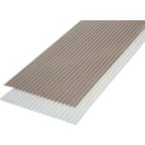 IRIS 軽量ポリカ波板8尺 NIPC−805 クリア(NIPC805CL)代引き決済不可