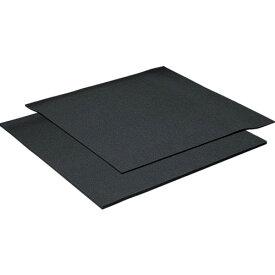 イノアック 発泡ウレタンシート 吸音性シート 黒 10×1000×1000(F210)