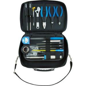 HOZAN 工具セット ショルダー工具セット16点(S7)
