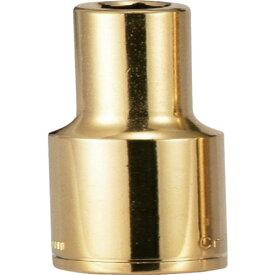 タジマ ソケットアダプター4分用ショート 8mm 6角(TSKA4S86K)