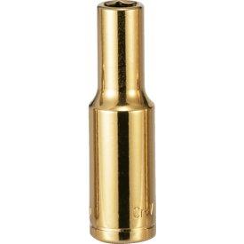 タジマ ソケットアダプター 10mm 4分用交換ソケット 6角(TSKA4106K)