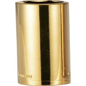 タジマ ソケットアダプター4分用ショート 15mm 6角(TSKA4S156K)