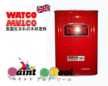 ワトコオイル ティンバーガード ナチュラル W-03 木材専用オイルフィニッシュ 3.6L【WATCO】