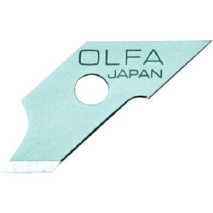 OLFA コンパスカッター替刃15枚入ポリシース(XB57)