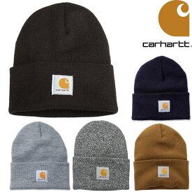 CARHARTT BEANIE カーハート ニットキャップ ビーニー ワッチキャップ BEANIE KNIT 帽子ニット帽 CAP