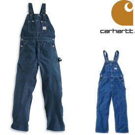 CARHARTT DENIM BIB OVERALLS カーハート オーバーオール パンツ PANT R07