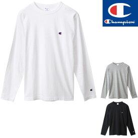チャンピオン ロンT CHAMPION LONG SLEEVE TEE Tシャツ メンズ ロングスリーブTシャツ ベーシック 正規取扱店
