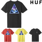 ハフTシャツHUFxSPITFIRELOGOTEEスピットファイヤーコラボ(HUF)(ハフ)