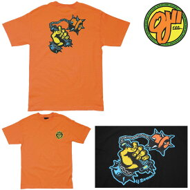 OJ WHEELS SPEED IS THE NEED TEE (2色展開)オージェイウィール Tシャツ 半袖T プリントT