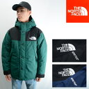 THE NORTH FACE MOUNTAIN DOWN JACKET (3色展開)【正規品】  ノースフェイス マウン...