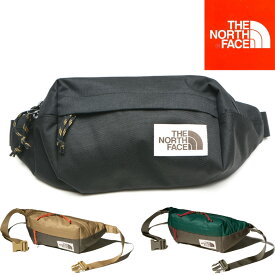 THE NORTH FACE LUMBAR PACK 正規品 ノースフェイス ランバーパック バッグ ヒップバッグ ウェストバッグ バックパック ウェストポーチ (3色展開)