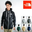 THE NORTH FACE REARVIEW FULLZIP HOODIE (5色展開) 【正規品】 ノースフェイス パーカー リアビュー フルジップ フーデ...