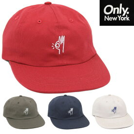 a8091561ea4 ONLY NY OK POLO HAT (5色展開) キャップ CAP ONLY NY オンリーニューヨーク