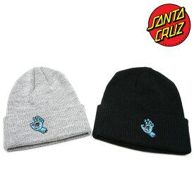 SANTA CRUZ SCREAMING HAND BEANIE (2色展開) サンタクルーズ キャップ 帽子 ニットキャップ ビーニー スクリーミングハンド