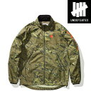 UNDEFEATED UACTP TG RUNNING SHELL JACKET アンディフィーテッド ジャケット