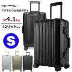 クロース(Kroeus)スーツケースキャリーケースファスナータイプTSAロック搭載4輪ダブルキャスターS型機内持込可超軽量日本語取扱説明書1年間保証付き20Sサイズ37L