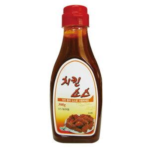 『ニューグリーン』フライドチキンソース・甘口(300g) たれ から揚げソース 韓国食材 韓国食品スーパーセール ポイントアップ祭