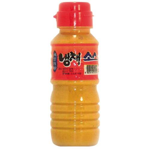 サラダソース 冷菜ソース(350g)からし 韓国調味料 韓国料理 韓国食材 韓国食品\甘酸っぱさが絶妙なからしソース!サラダにぴったり〜/マラソン ポイントアップ祭