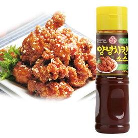 『オットギ』ヤンニョムチキンソース(490g)たれ から揚げソース 韓国食材 韓国食品スーパーセール × ポイントアップ祭