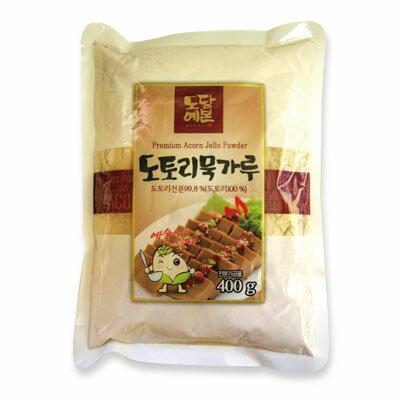 『草野』ドングリムックの粉|どんぐりこんにゃくの粉(400g) どんぐり 粉類 ダイエット食品 寒天 こんにゃく 韓国料理 韓国食材 韓国食品\満腹感が得やすい!韓国ではダイエット食品として大人気/マラソン ポイントアップ祭