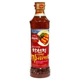 『CJ』ハソンジョン カナリエキス|いかなご液状だし(800g)韓国キムチ 韓国調味料 韓国料理 韓国食材 韓国食品\100%自然材料で作られたかなりエキス/マラソン ポイントアップ祭