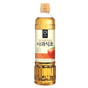 『清浄園』りんご酢|リンゴ酢(900ml)チョンジョンウォン 韓国調味料 韓国食材 韓国料理 韓国食品\100%韓国産りんごで作り上げた果物発酵酢/マラソン ポイントアップ祭