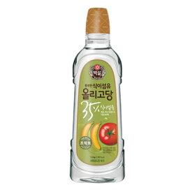 『CJ』白雪オリゴ糖|ペクソルオリゴ糖(1.2kg)フラクトオリゴ糖 カロリーダウン ペクソル 水飴 韓国 韓国調味料 韓国料理 韓国食材 韓国食品マラソン ポイントアップ祭