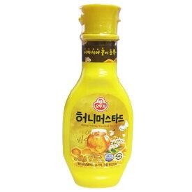 【期間限定SALE 10%OFF】『オットギ』ハニーマスタードソース(265g) オトギ ソース マスタード韓国調味料 韓国料理 韓国食材 韓国食品マラソン ポイントアップ祭