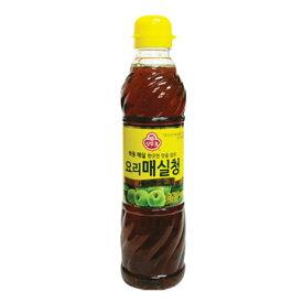 『オトギ』料理 梅実清|メシルチョン(660g/500ml) 韓国調味料 韓国料理 韓国食材 韓国食品 \砂糖の代わりに、もっと健康に!/ マラソン ポイントアップ祭