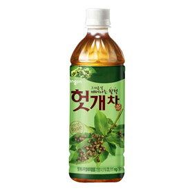 『ウンジン』ケンポナシ茶 ホッケ茶(500ml) カロリーゼロ カフェインゼロ 韓国お茶 韓国茶 健康茶 健康飲料 韓国飲料\ケンポナシエキスを含むお茶/マラソン ポイントアップ祭