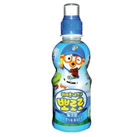 『paldo』ポロロ ジュース(ミルク味×235ml) | お子様向け飲料韓国飲料 韓国ドリンク 韓国飲み物マラソン ポイントアップ祭