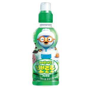 『paldo』ポロロ ジュース(りんご味×235ml) | お子様向け飲料韓国飲料 韓国ドリンク 韓国飲み物マラソン ポイントアップ祭