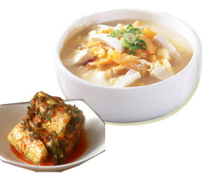『韓国グルメ』プゴク+オイ(キュウリ)キムチ(干したら200g+ダシダ100g+オイキムチ500g)韓国食品\さっぱりしたプゴクとキュウリキムチの美味しいアンサンブル/マラソン ポイントアップ祭