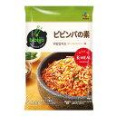 『CJ』bibigoビビンバの素(196g・2人前)簡単調理 ビビンバ 加工食品 韓国食材 韓国食品マラソン ポイントアップ祭